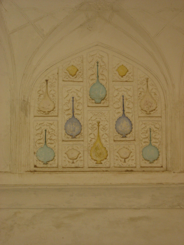 Forte di Amber, decorazioni sala nobili