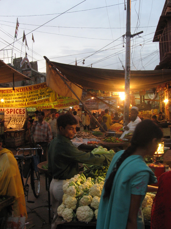 market place in Jophpur