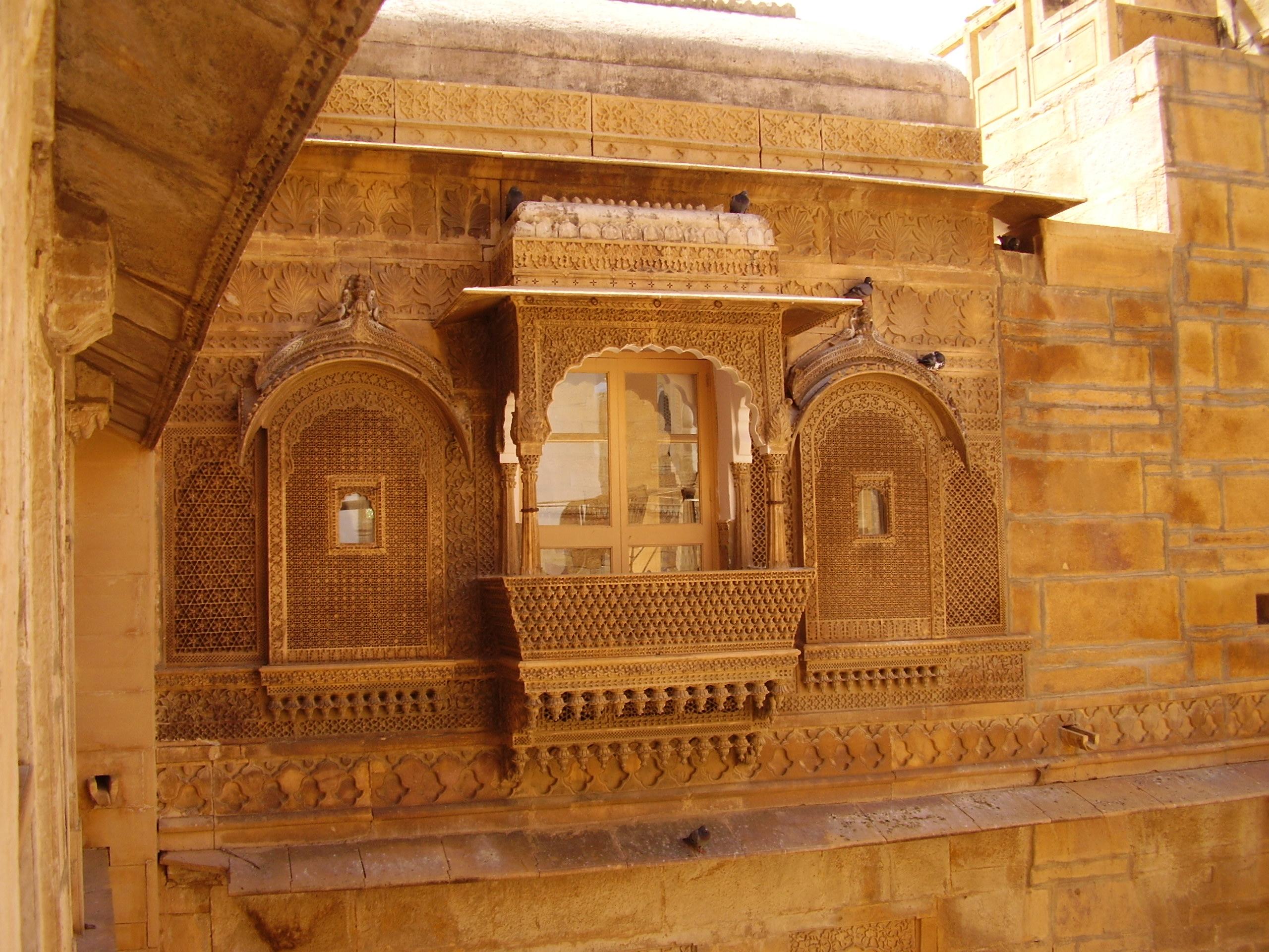 Jaisalmer castle