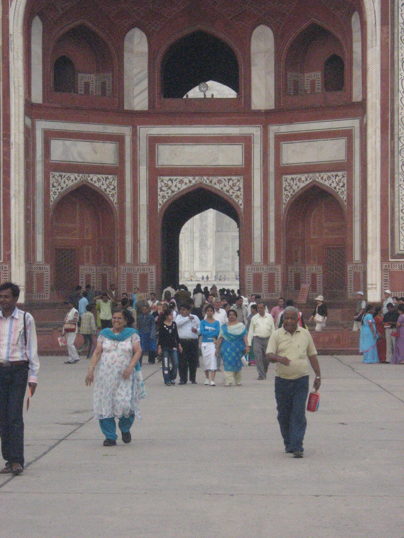 Ingresso Taj Mahal