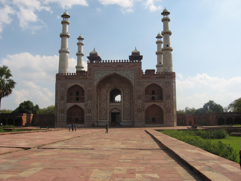 Moschea al Forte di Agra