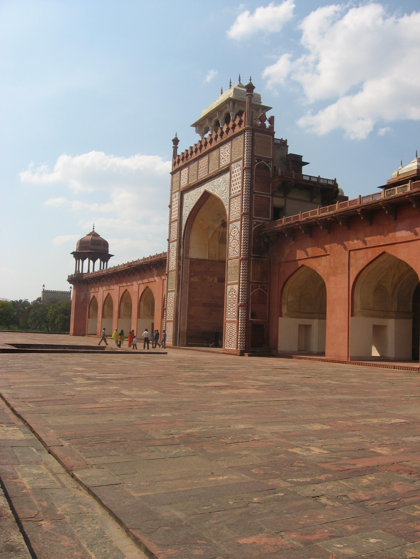 monumento al Forte di Agra