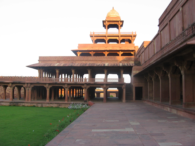 geometrie al Forte di Agra