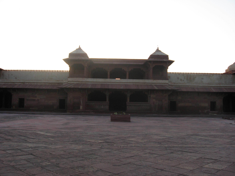 piazzale al Forte di Agra