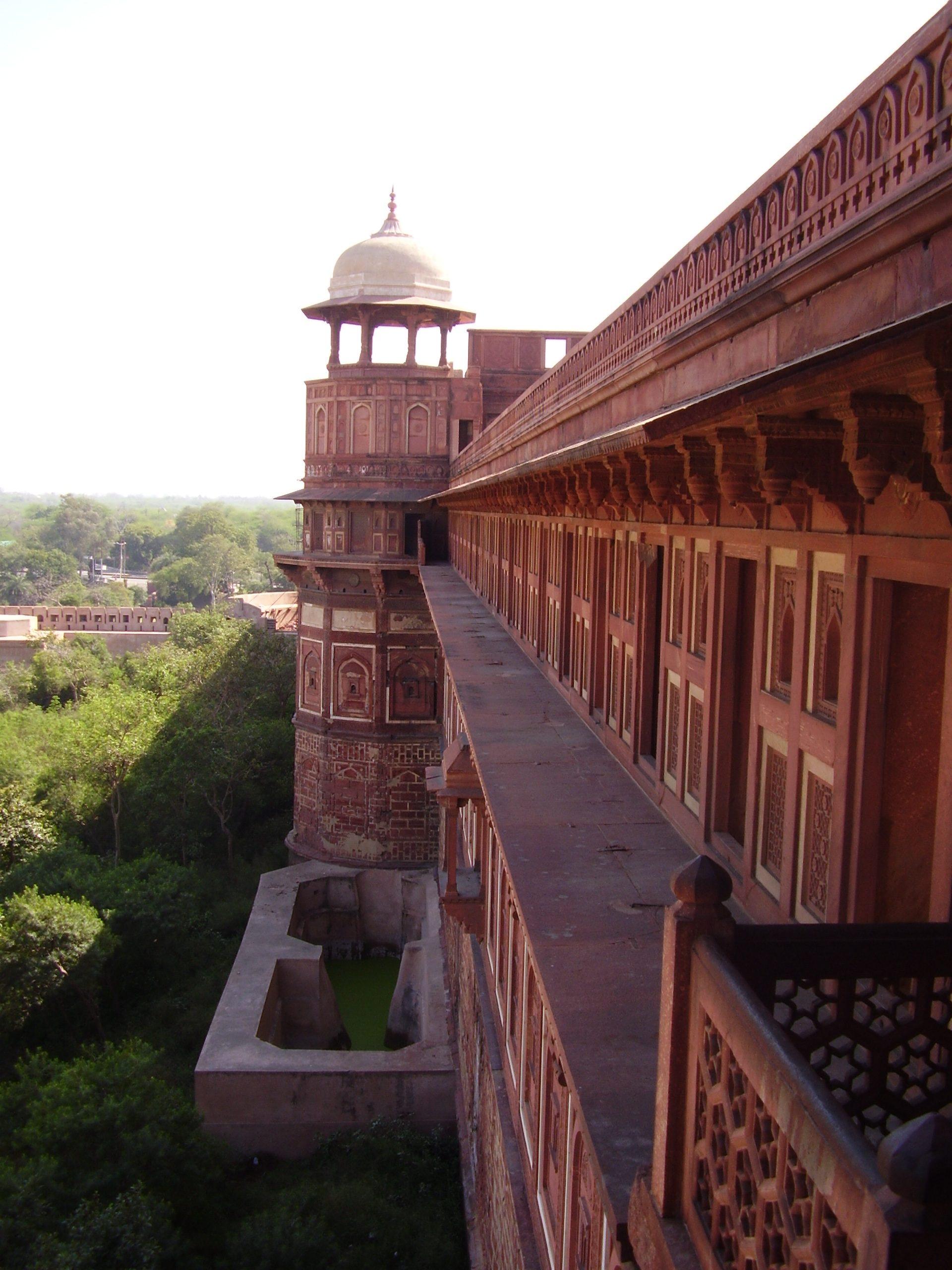 Bastione del Forte Agra