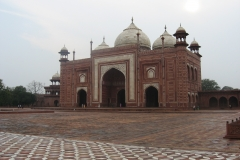 Moschea al Taj Mahal
