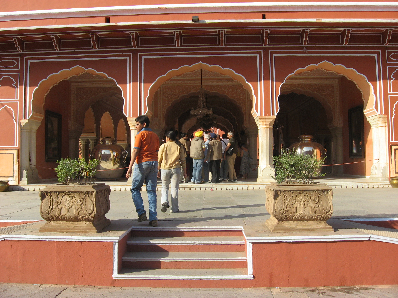 Sala delle udienze, city palace