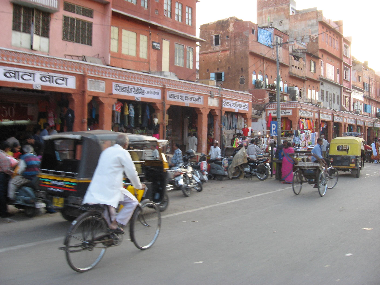 centro storico Jaipur