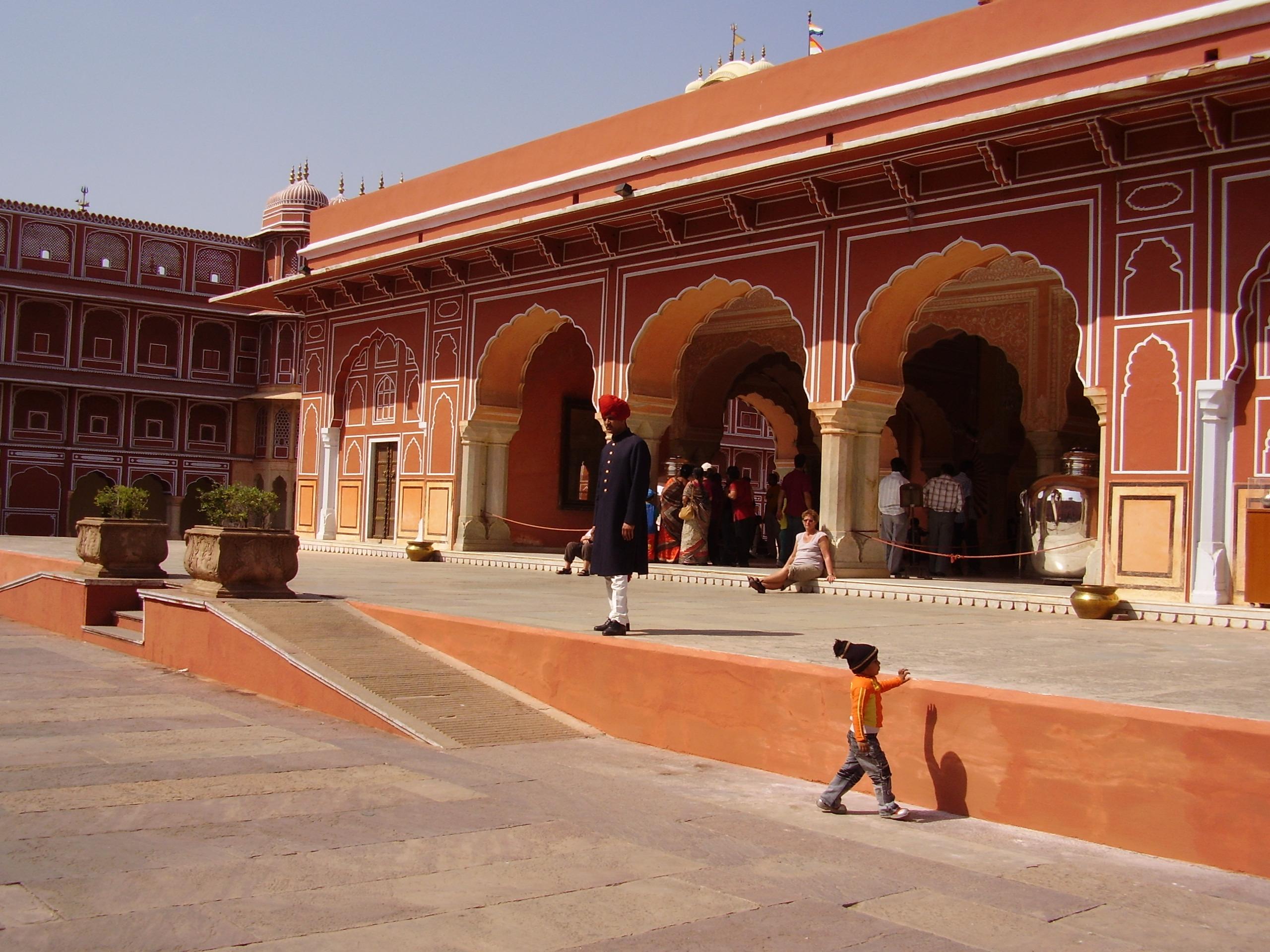 City Palace, Sala delle udienze