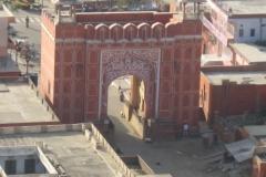 Ingresso centro storico a Jaipur