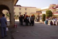 City palace, esterno