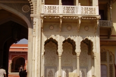 City Palace, porta degli elefanti