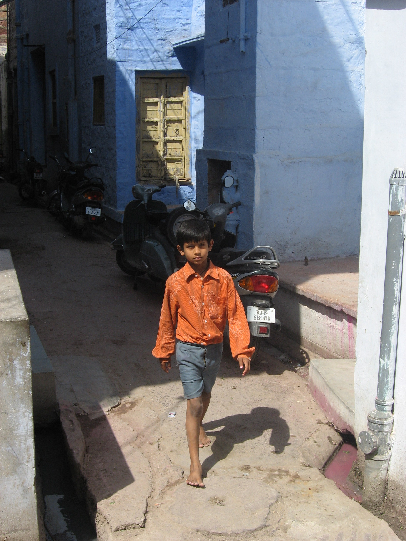Jodhpur child