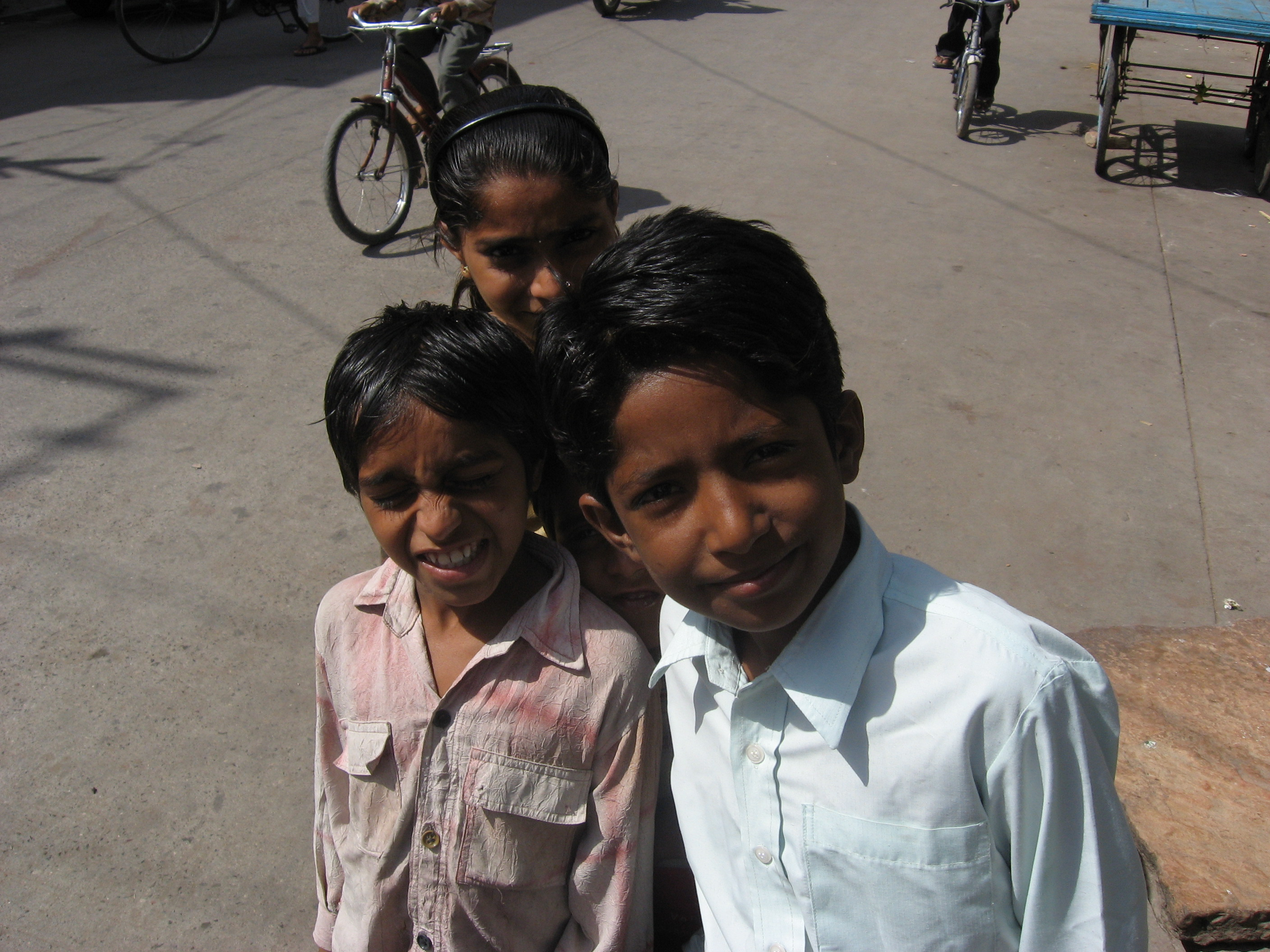 Jodhpur children