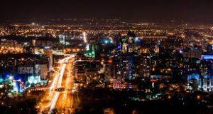 Almaty, la città delle mele. Storia e descrizione.
