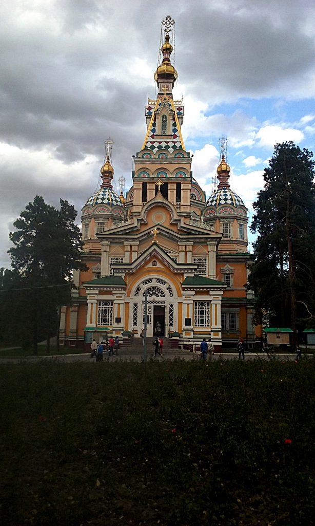 Cathedral Zenkov