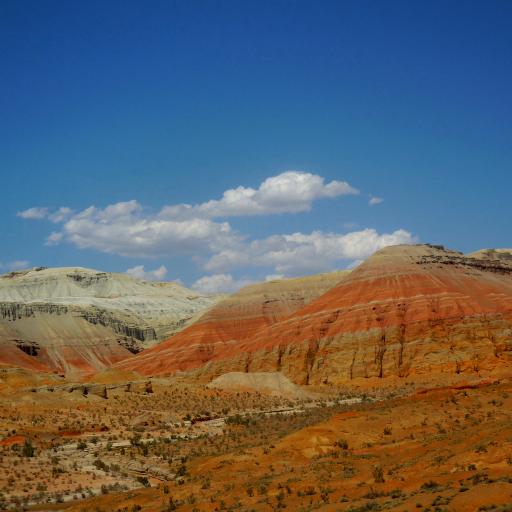 Monti di Aktau
