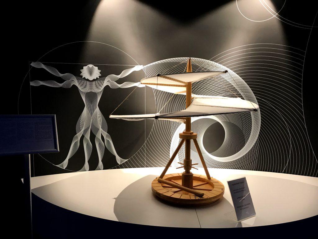 Il volo di Leonardo da Vinci
