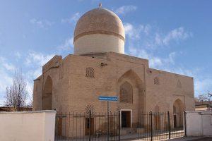 Mausoleo Ak Sarai, esterno