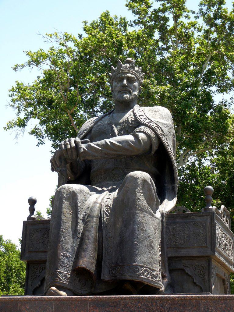 Statua di Tamerlano