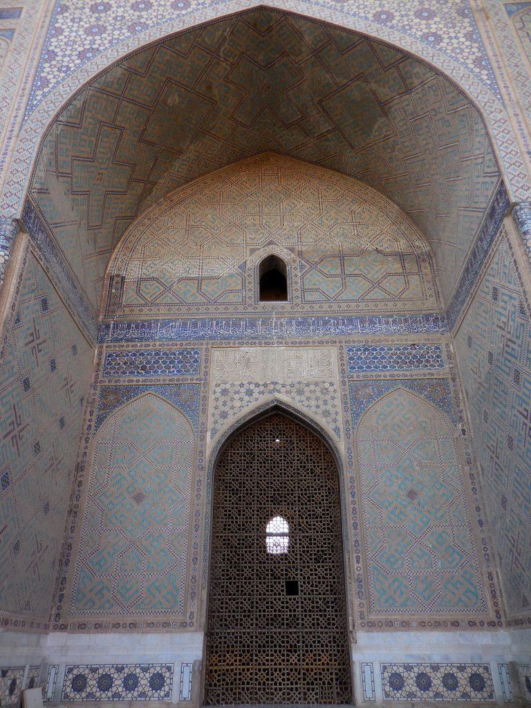 Il portale di Bibi-Khanym