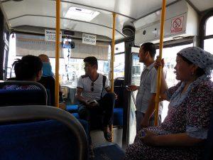 Sul secondo autobus