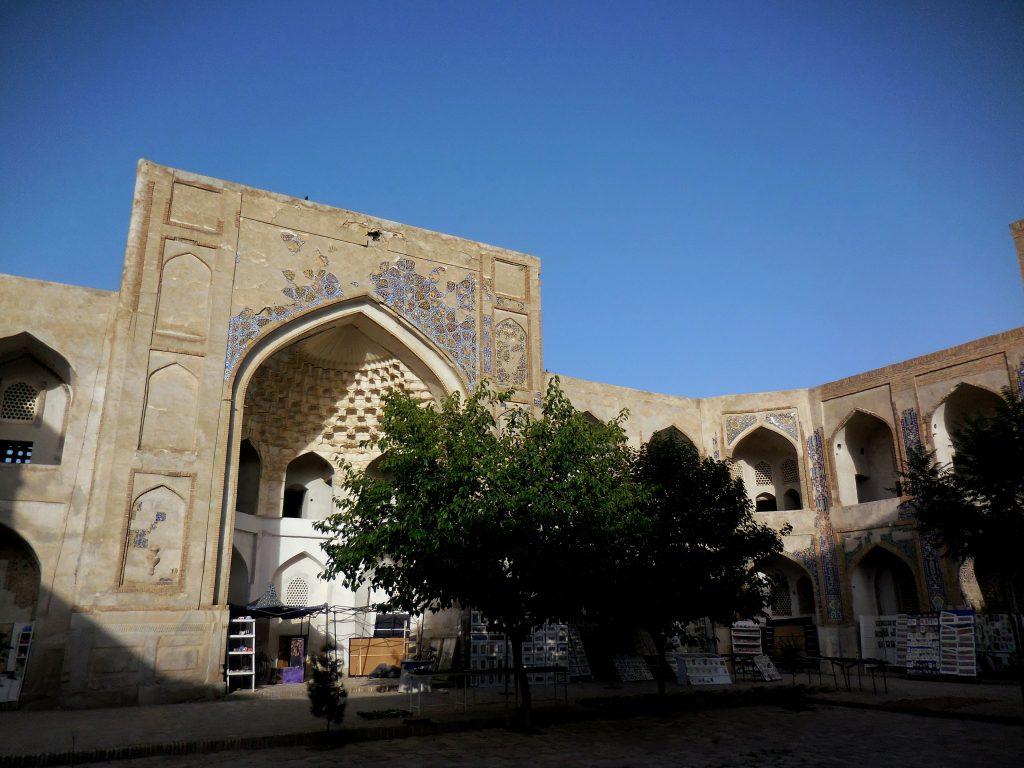 Cortile interno della Madras di Adbullazis-khan