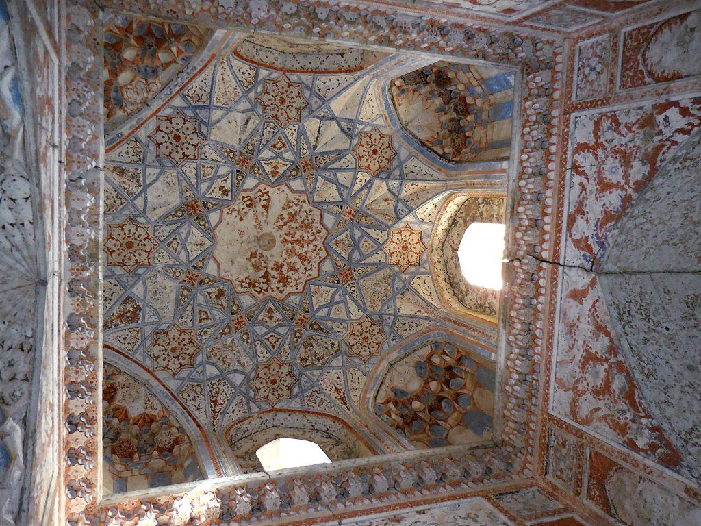 Cupola interna della Madras di Abdullazis-Khan