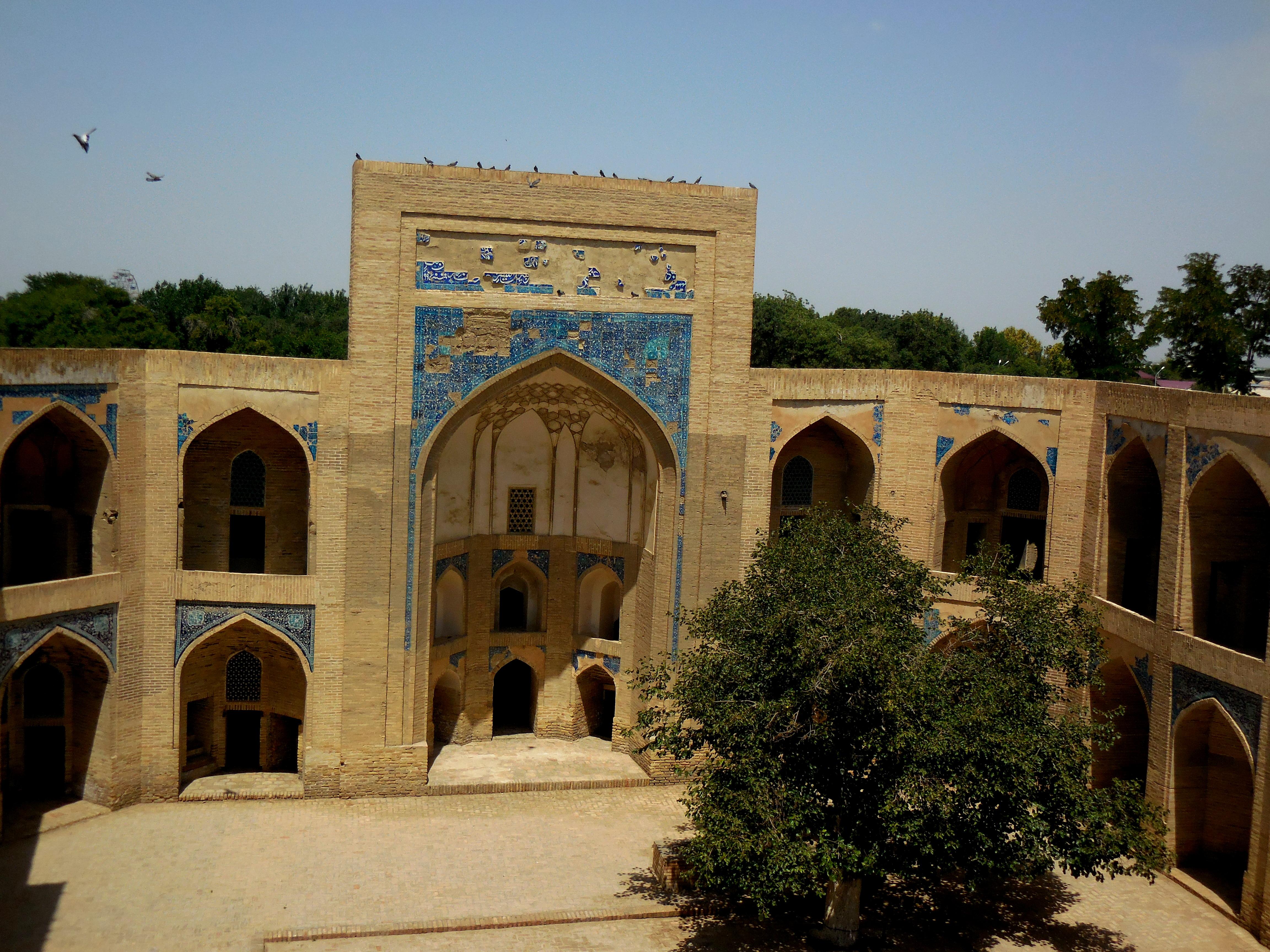 Uzbekistan incontri