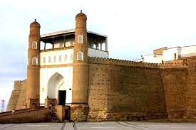 Portale d'ingresso alla Cittadella