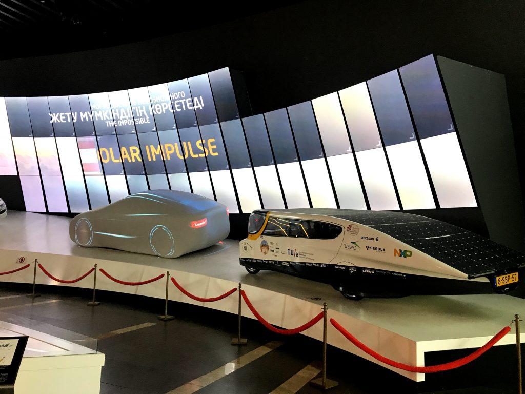 automobili a energia solare