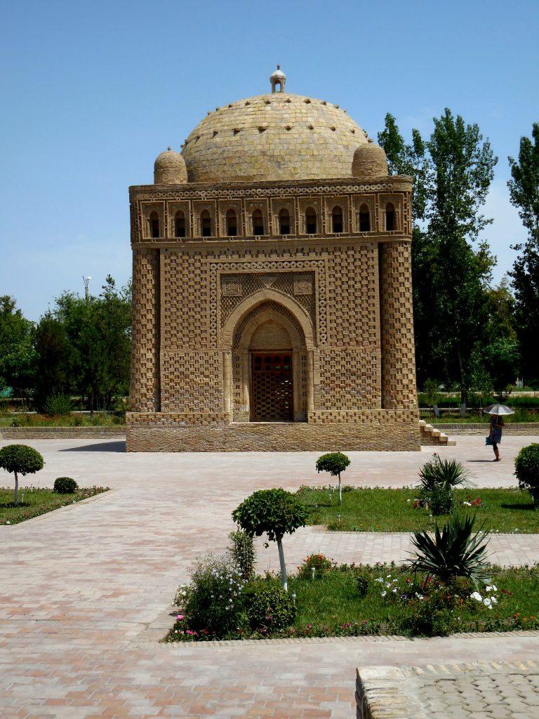 Mausoleo Ismail Samani