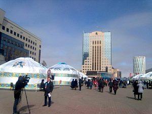 Yurte ad Astana