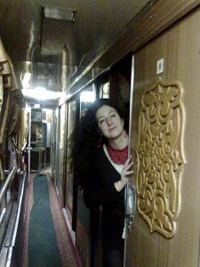 Corridoio del semi Orient Express