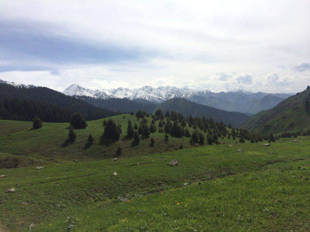 Kok Zhaliau in maggio