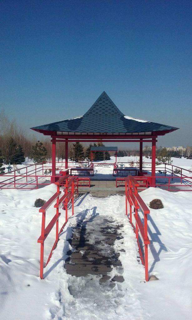Pagoda zen